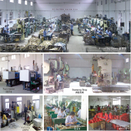 Assembly Lines, Plastic injection, Stamping Shop, Die Casting, Sewing Shop